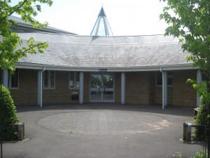 Grangefield School Entrance