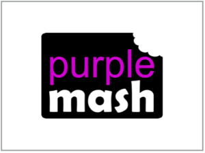 Purple Mash Login Button